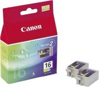 Canon BCI 16 COL (9818A002) Twinpack OEM