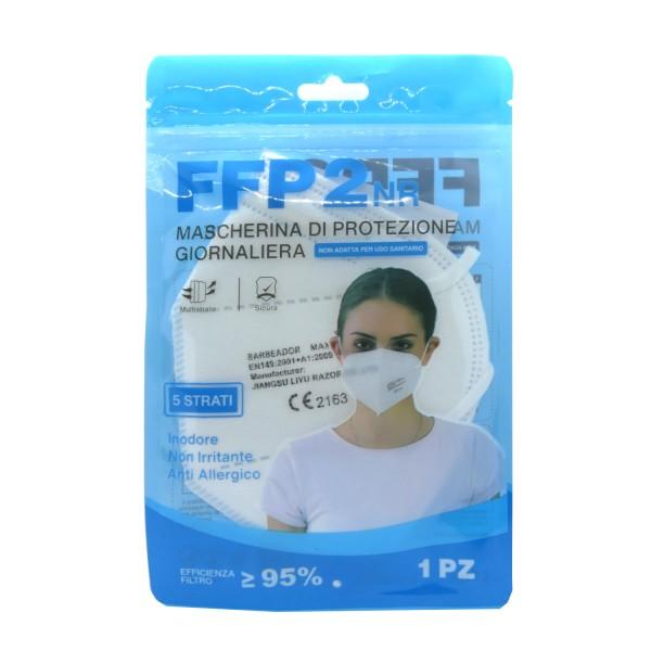 46020_15x_FFP2_Atem_Schutzmaske_Mundschutz_CE_2163_Barbeador_blaue_Verpackung