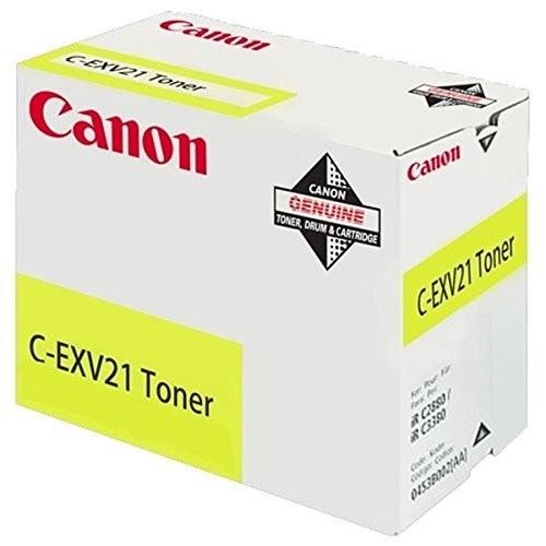 Original Canon Toner 0455B002 C-EXV21 für iR C2380 C2880 C3580 B-Ware
