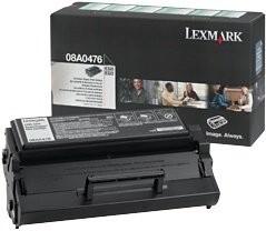 Original Lexmark Toner 08A0476 schwarz für E320 E322 Series