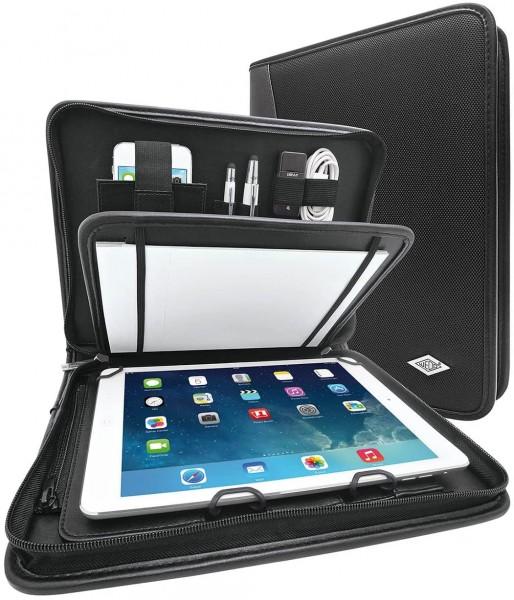 44314_WEDO_Organizer_Elegance_A5_kompatibel_zu_iPad_Air_-_schwarz