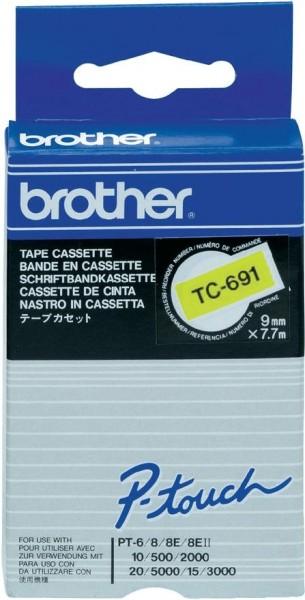 45950_Original_Brother_Schriftbandkassette_TC691_für_P-Touch_500_2000_3000