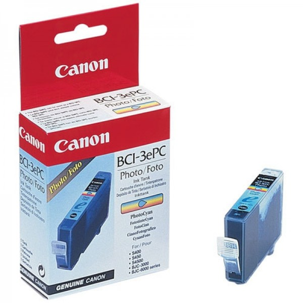 Canon BCI-3ePC Photo CY (4483A002) OEM