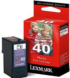 Lexmark 40 COL photo (18Y0340) OEM