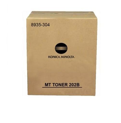 Original Konica Minolta Toner MT-202B 8935-304 für EP 2051 Neutrale Schachtel