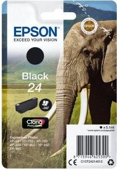 Epson 24 BK (C13T24214010) OEM