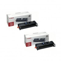 2x Original Canon Toner 9287A003 CRG 701BK für MF 8180 LBP 5200 Neutrale Schachtel