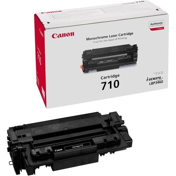 Original Canon Toner 0986B001 CRG 710H für I-SENSYS LBP-3460