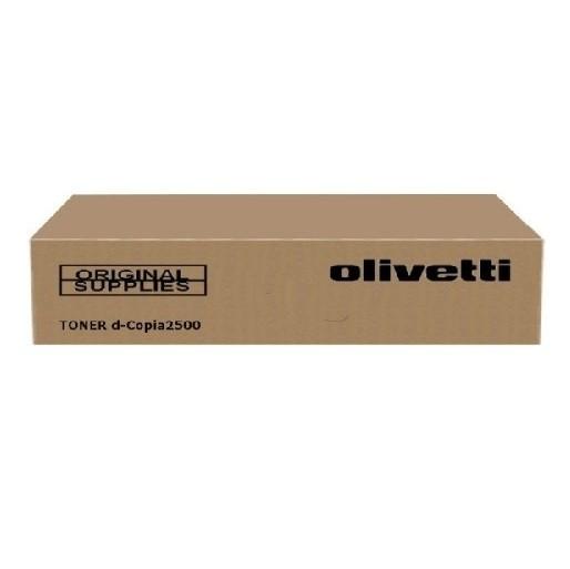 43630_Original_Olivetti_Toner_B0706_schwarz_für_D-Copia_2500_3000