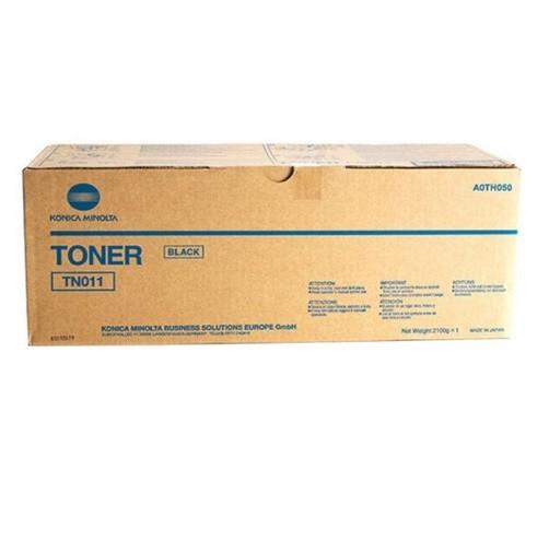 Original Konica Minolta Toner TN-011 schwarz für Bizhub Pro 1051