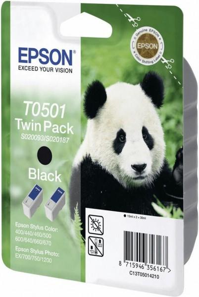 Epson T0501 2er Pack (C13T05014210) OEM
