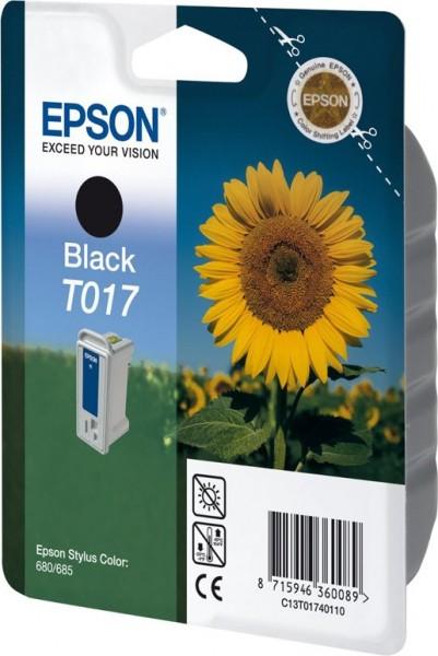 Epson T017 BK (C13T01740110) OEM