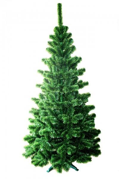 Weihnachtsbaum Grün-Grün Tanne Lux (Größe: 180 cm)