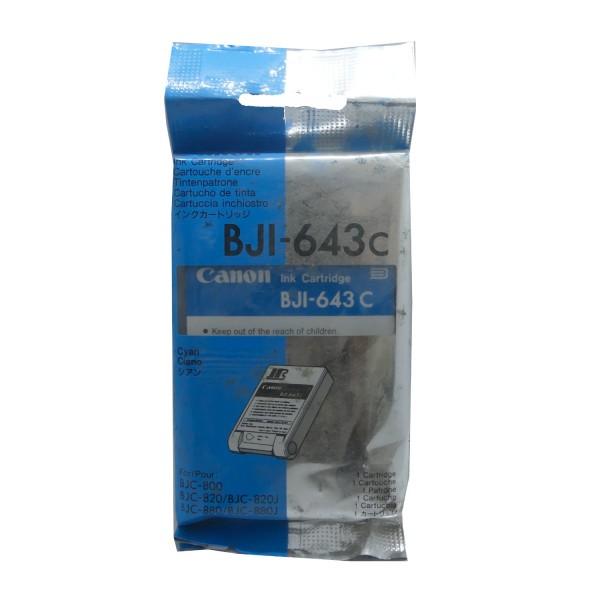 Canon BJI-643C CY (1010A001) OEM