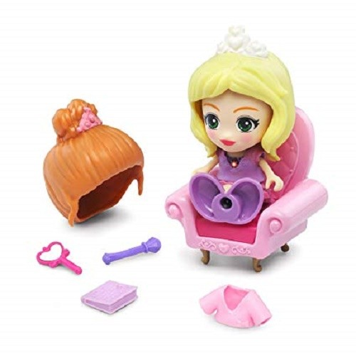 Vtech - Spielfigur Flipsies Grace mit Thron 80-172804