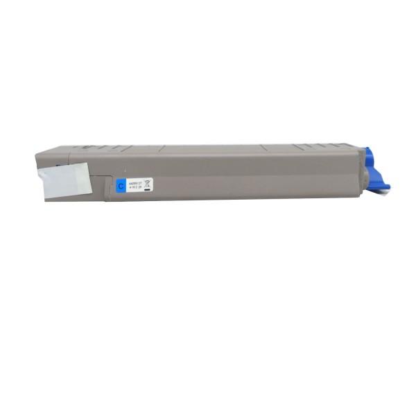 Original OKI Toner 44059127 cyan für ES 8430 Neutrale Schachtel