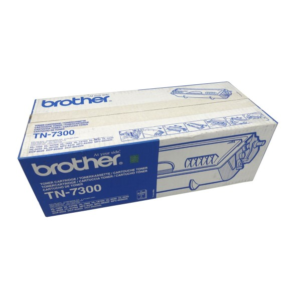 Original Brother Toner TN-7300 HL 1650 1670 5040 5050 8420 Neutrale Schachtel