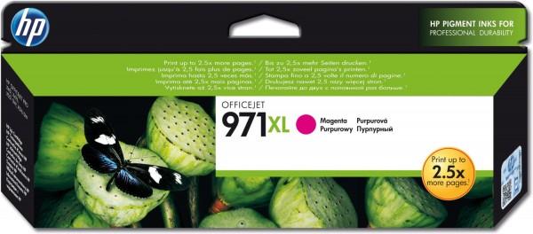 Original HP 971XL Tinte Patrone magenta OfficeJet Pro X 451 476 576 MHD