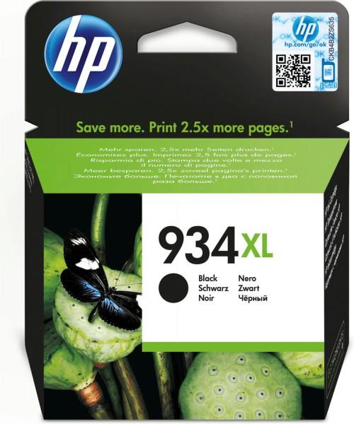 Original HP 934XL schwarz für OfficeJet 6820 Pro 6230 6830 6835 MHD