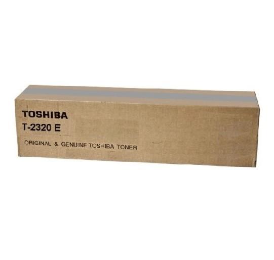 Original Toshiba Toner T-2320E schwarz für E-Studio 230 280 Neutrale Schachtel