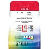 Canon CLI-8 ChromaLife Pack Lite (0621B015) OEM