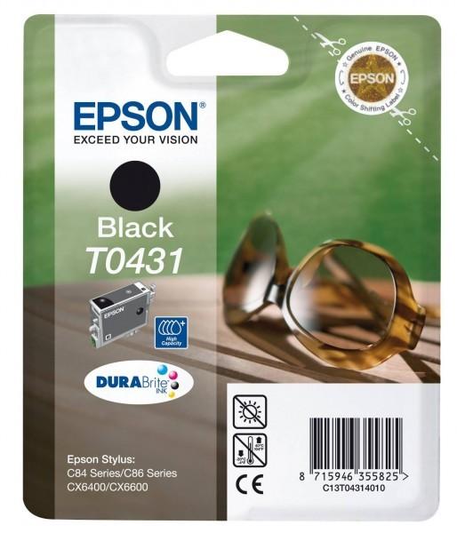 Epson T0431 BK (C13T04314010) OEM