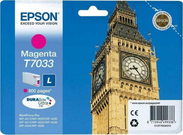 Epson T7033 MG (C13T70334010) OEM