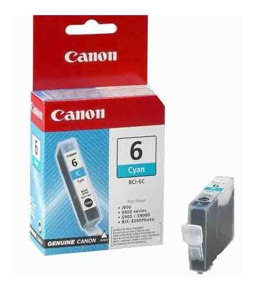 Canon BCI-6 PCY (4709A002/4709A014) OEM