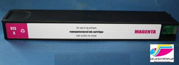 HP 973X MG Tinte (F6T82AE) Reman
